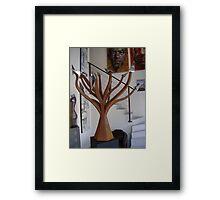 Arborescence Spirituelle Framed Print