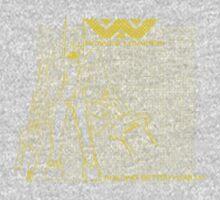 Powerloader Blueprint (yellow) One Piece - Long Sleeve