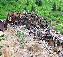 Abandonded Mine by Bill Hendricks