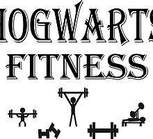 Hogwarts Fitness by dklisenby
