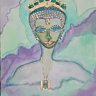 Mind  Relaxation in Blue,  Green,and Purple by eoconnor