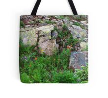 Yankee Boy Basin Wildflowers Tote Bag