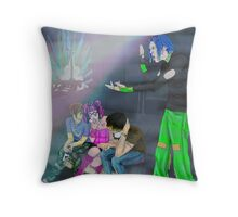 The Tyburn Tree Throw Pillow