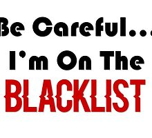 you're blacklist by John Kelly
