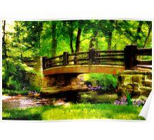 The Little Stone Bridge Poster