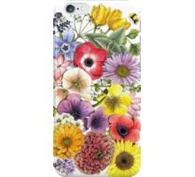 Plant These Save the Bees iPhone Case/Skin