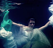Breaking out and floating free by Fiona Christensen