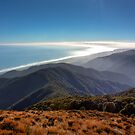 North from Croesus Track by Mike Johnson