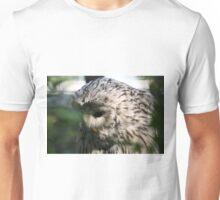 SOMETHING HAS CAUGHT MY EYE Unisex T-Shirt