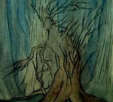 Tree Man by Rebecca Tripp