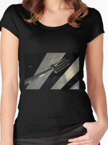 Taste Women's Fitted Scoop T-Shirt