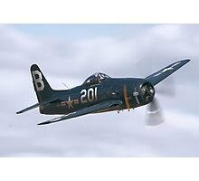 Grumman Bearcat Photographic Print