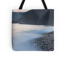 Newgale, high tide Tote Bag