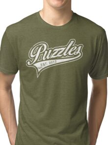 Puzzles HIMYM Tri-blend T-Shirt