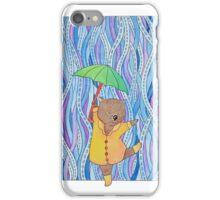Rain Dancer iPhone Case/Skin