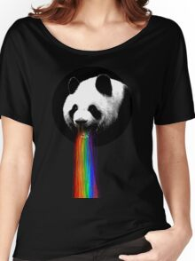 Pandalicious Women's Relaxed Fit T-Shirt