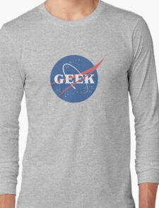 Space Geek Long Sleeve T-Shirt