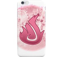 Guild Wars 2 Inspired Elementalist logo iPhone Case/Skin