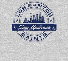 Los Santos City_Blue T-Shirt