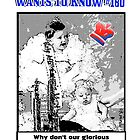 America Wants To Know #180 by okmondo