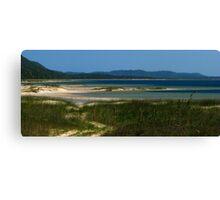 Lake Sibaya, South Africa Canvas Print