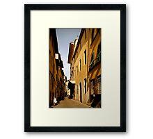 Italian Reverie Framed Print