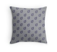 Dragon Age ~ Grey Warden Pattern Throw Pillow