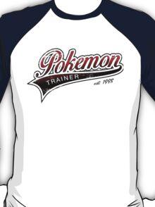 Pokemon Trainer_Red_Vintage T-Shirt