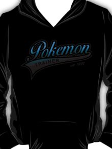 Pokemon Trainer_Blue_Vintage T-Shirt
