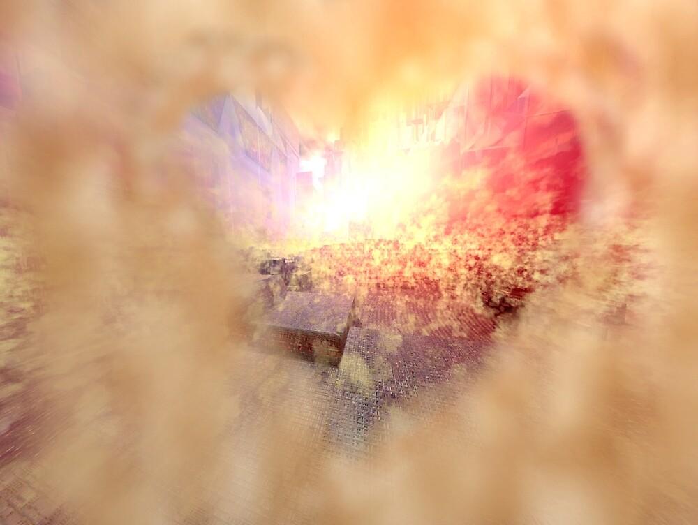 """""""Heart Burst"""" (Across All Five) by XadrikXu"""