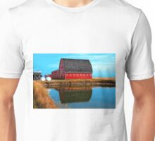 Pond Reflections Unisex T-Shirt