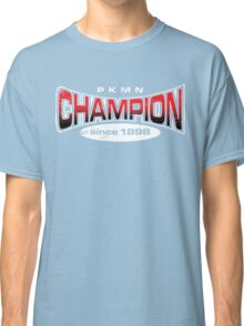 Pokemon Champion_Red_DarkBG Classic T-Shirt