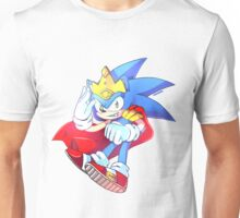 King Sonic the Hedgehog Unisex T-Shirt