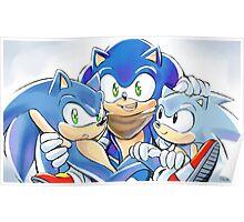 Sonics Poster