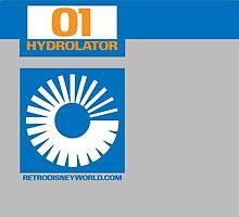 The Living Seas - Hydrolator #1 by retrowdw