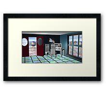My Pretend Studio Framed Print