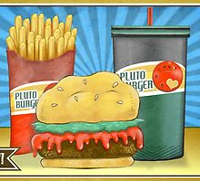 Pluto Burger by CarrieScribbles