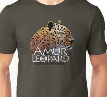 Critically Endangered - Amur Leopard Unisex T-Shirt