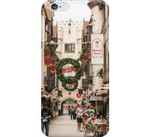 London Court, Perth, Western Australia iPhone Case/Skin