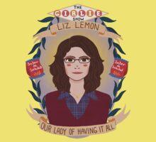 Liz Lemon Kids Tee