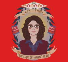 Liz Lemon Baby Tee