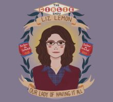 Liz Lemon Kids Tee
