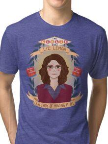 Liz Lemon Tri-blend T-Shirt