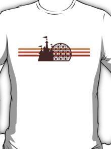 Retro Walt Disney World Logo Products T-Shirt