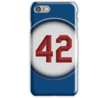 42 - Jackie iPhone Case/Skin