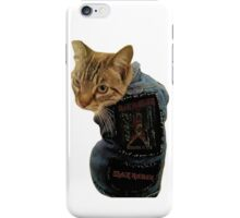 Iron Maiden Cat iPhone Case/Skin