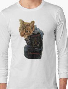 Iron Maiden Cat T-Shirt