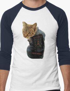 Iron Maiden Cat Men's Baseball ¾ T-Shirt