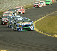 Ford Performance Racing (Steve Richards)  by Matt Jones
