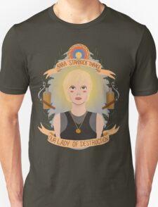 Kara Thrace T-Shirt